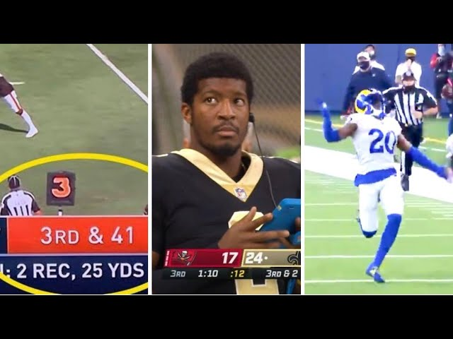 Embarrassing Moments, Biggest Hits, Sickest Plays and Worst Blown Calls From Week 1 in the NFL