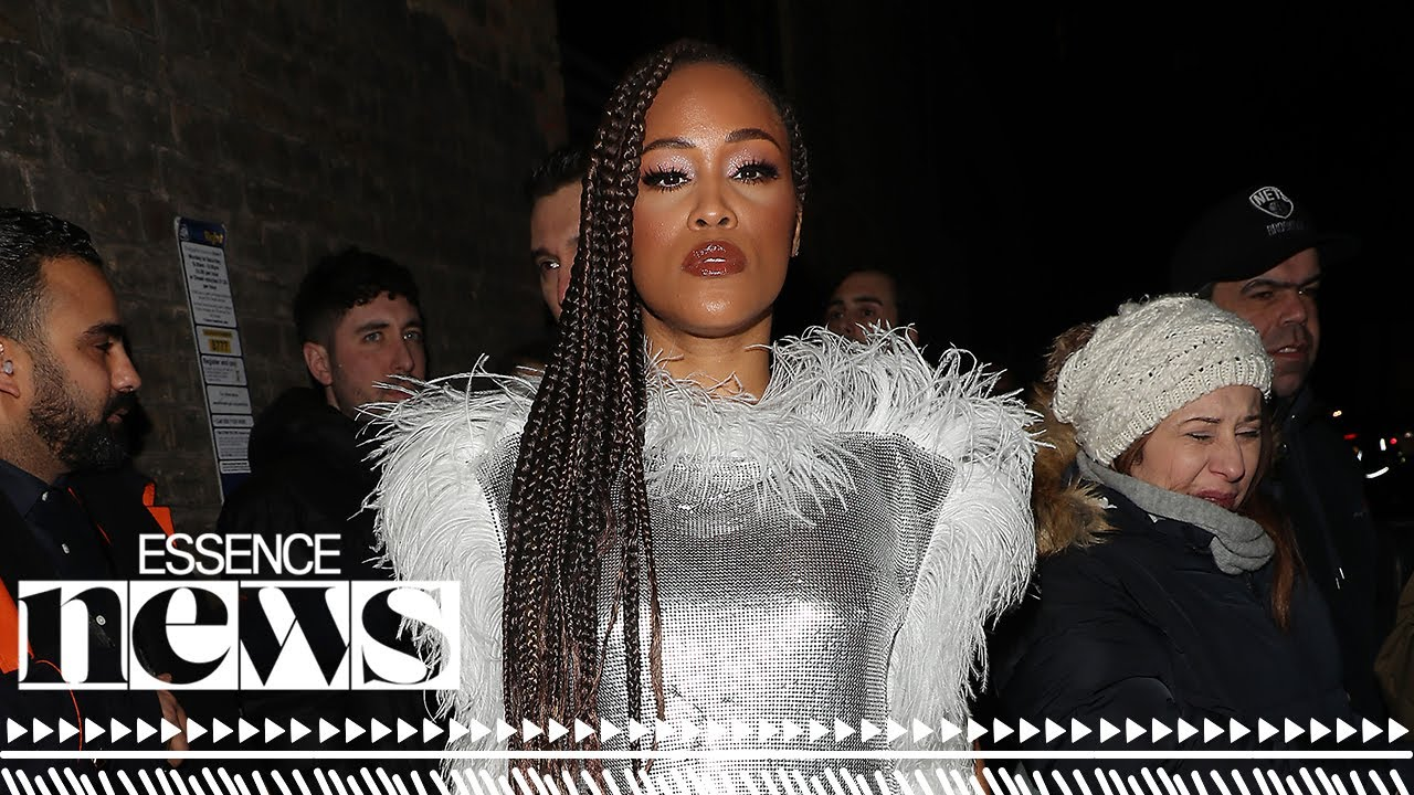 Eve Talks About Co-Hosting New Season of 'The Talk' from London! | ESSENCE News| ESSENCE