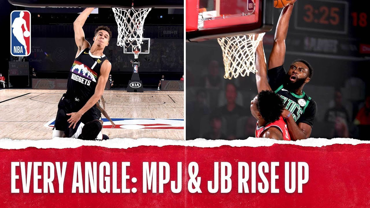 Every Angle: MPJ & JB Rise Up‼
