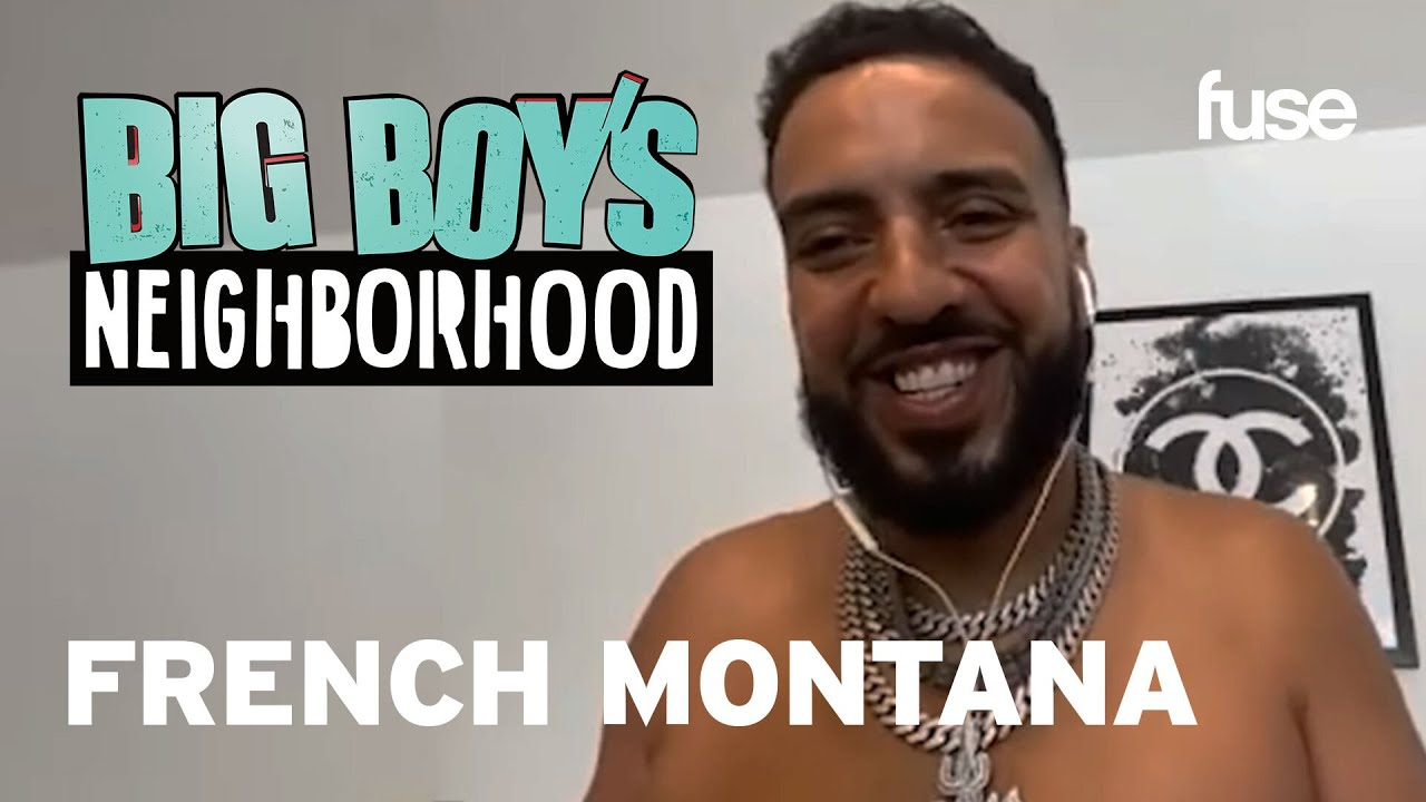 "French Montana: ""They Never Give You Your Flowers When You're Here"" 