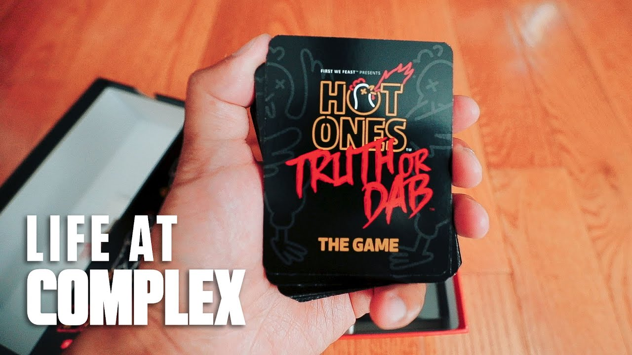 Full Details On #HotOnes Truth Or Dab Game | #LIFEATCOMPLEX