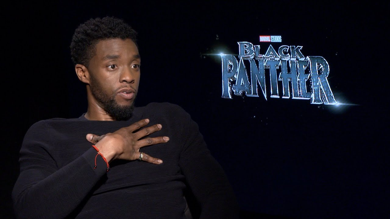 Full Interview: Chadwick Boseman On The Importance Of 'Black Panther'
