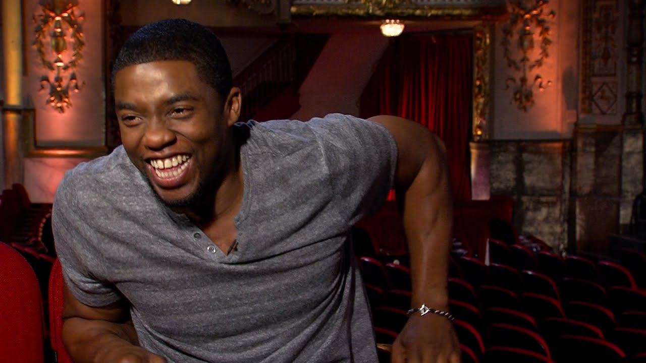Full Interview: Chadwick Boseman Talks About Playing James Brown