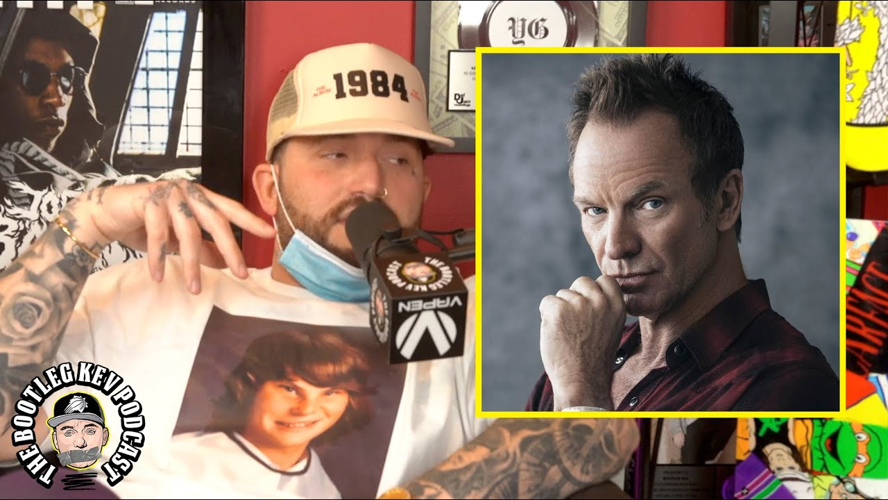"""Gashi explains how he got Sting on the song """"Mama"""" (The Bootleg Kev Podcast)"""