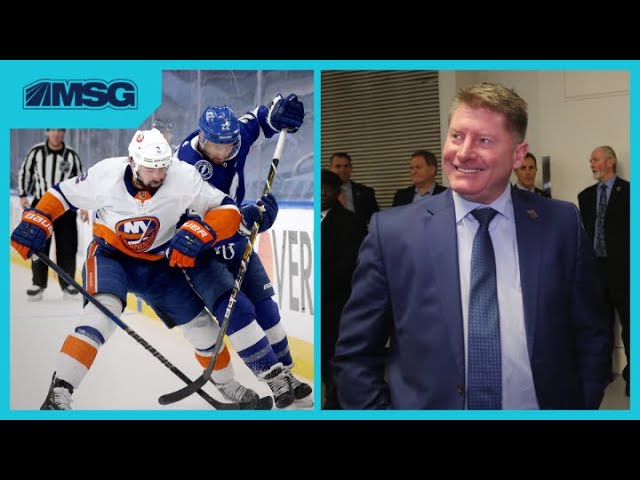 Glenn Healy's Adjustment to Life After the NHL & His Stanley Cup Prediction | Around the NHL