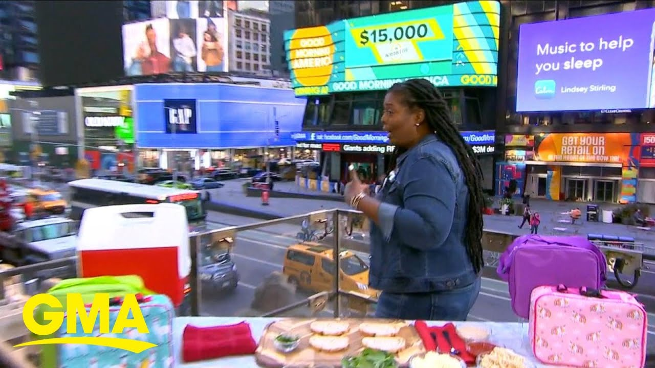 'GMA' surprises chef Millie Peartree with $15,000 l GMA