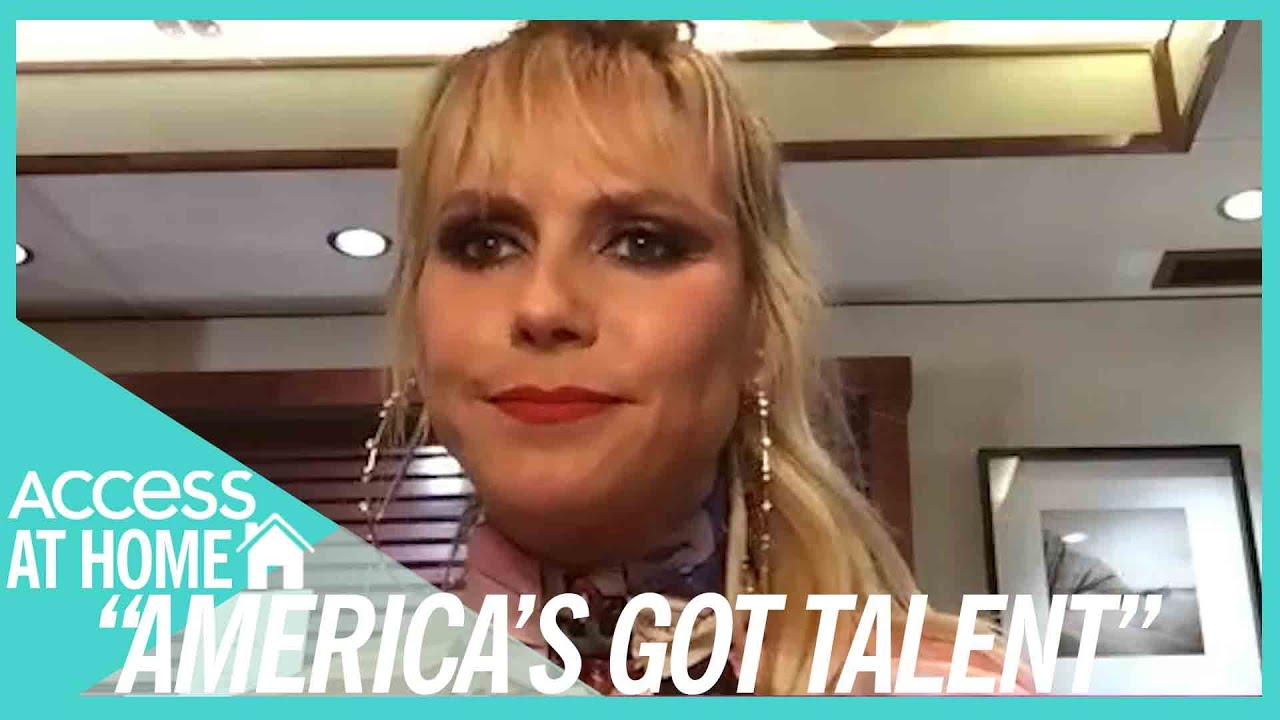 Heidi Klum Gushes Over Archie Williams' 'AGT' Performance