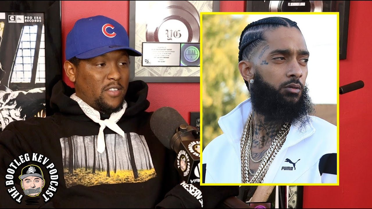 Hit-Boy on the importance of winning a Grammy with Nipsey Hussle (The Bootleg Kev Podcast)