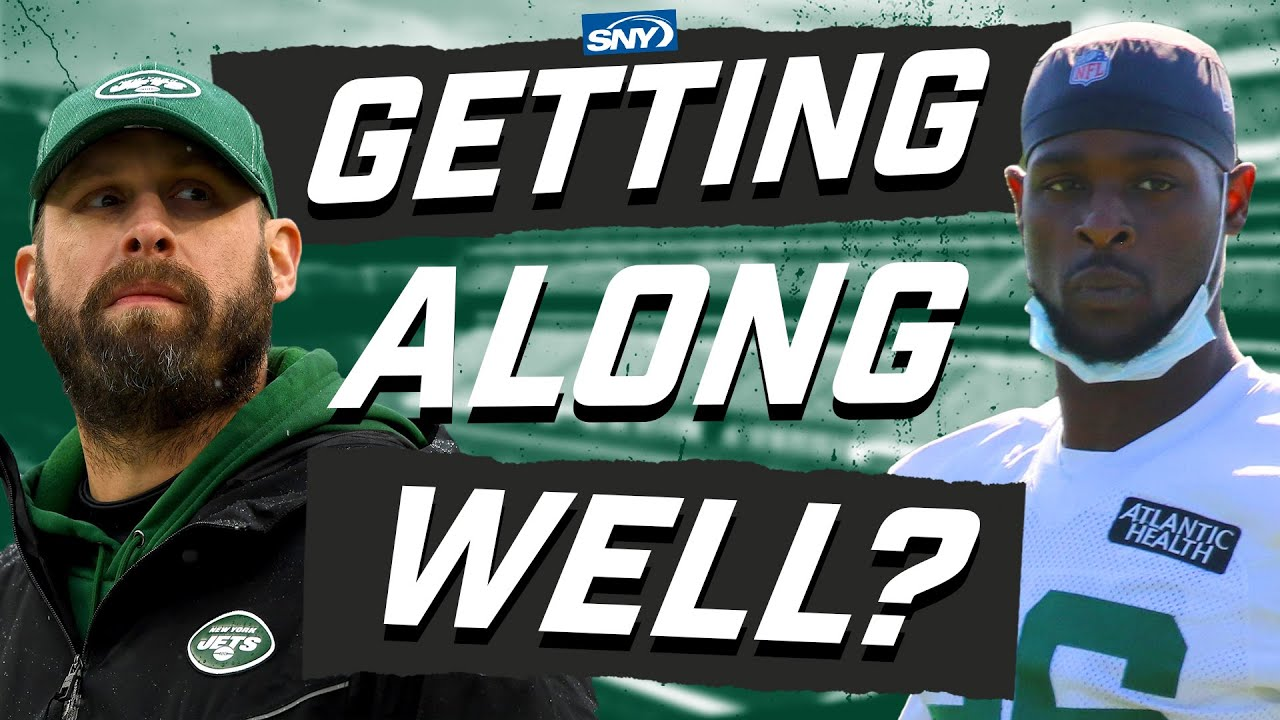 How important is it for Adam Gase and Le'Veon Bell to click? | What Are The Odds? | SNY