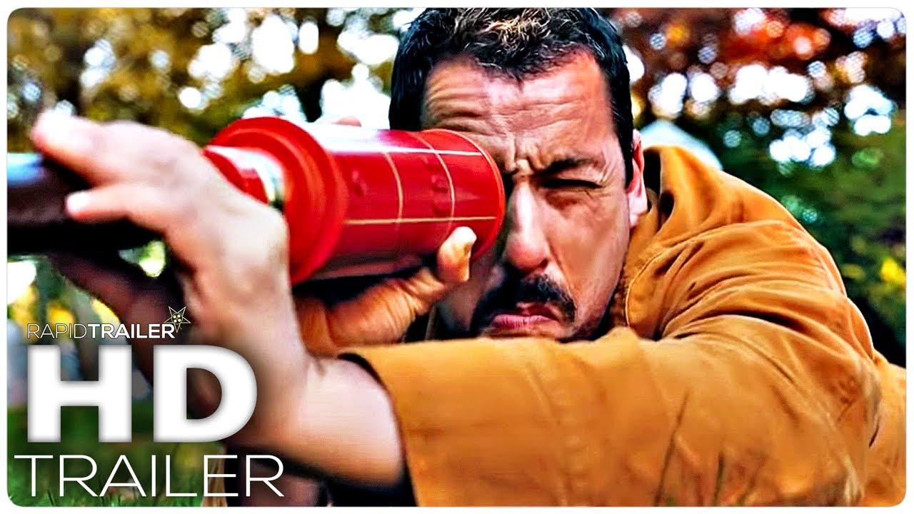 HUBIE HALLOWEEN Official Trailer (2020) Adam Sandler, Noah Schnapp Movie HD