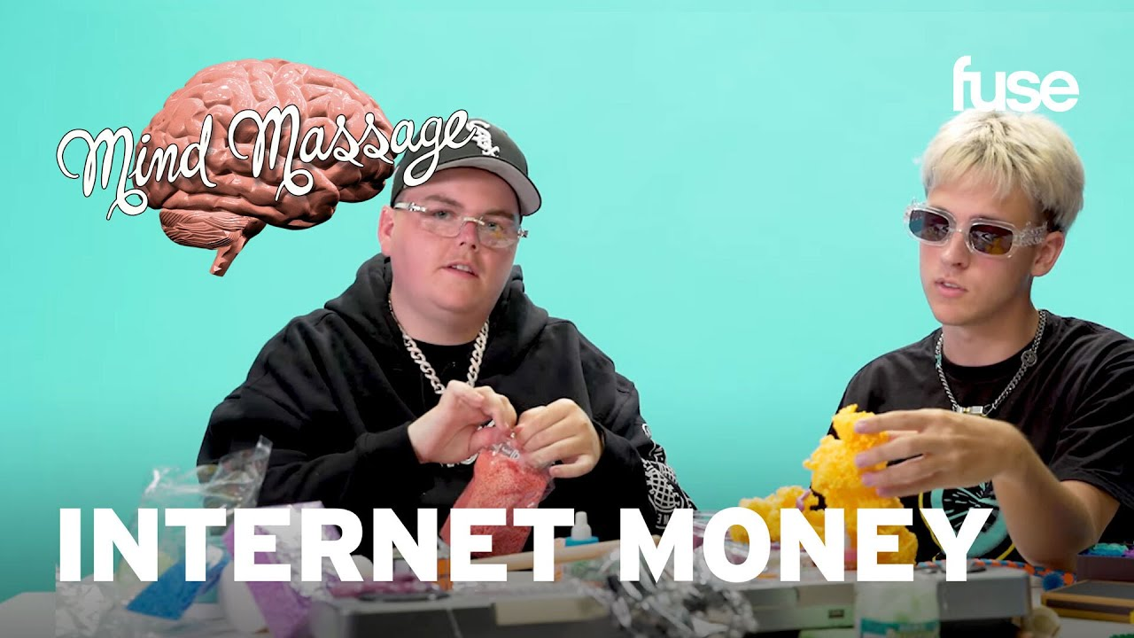 "Internet Money Do ASMR with Bubble Wrap, Talk ""B4 The Storm"", Producing & More 