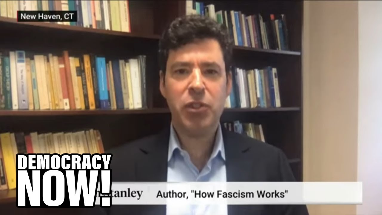"Is Trump a fascist? Philosopher Jason Stanley considers the evidence after ""four years of chaos"""