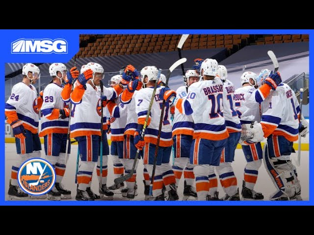 Islanders Head To East Final After Game 7 Shutout Against Flyers | New York Islanders