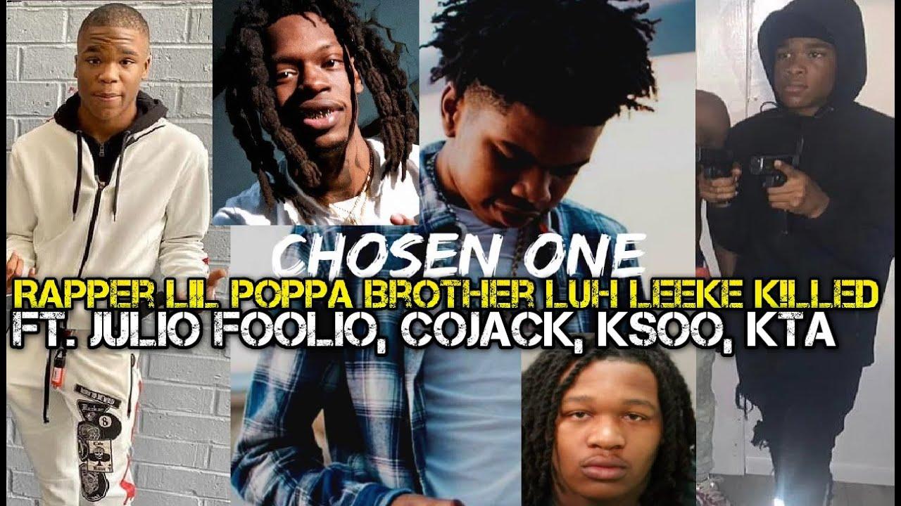 Jacksonville ATK Rapper Lil Poppa Brother Luh Leeke K!lled !! Ft. Julio Foolio, CoJack, Ksoo, KTA
