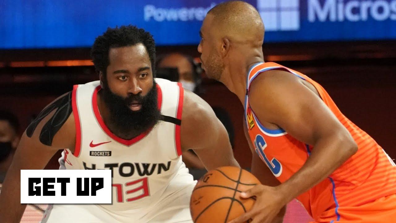 Jalen Rose & Vince Carter preview Rockets vs. OKC Game 7 | Get Up