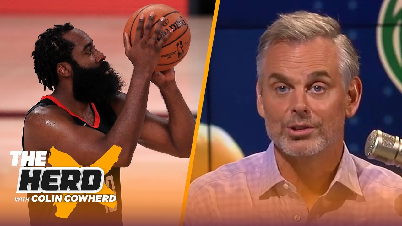 James Harden is easy to figure out, Giannis will stay in Milwaukee — Bucher   NBA   THE HERD