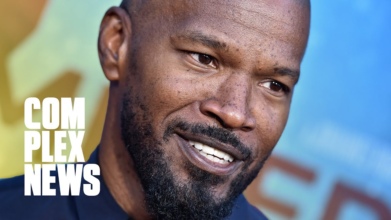 Jamie Foxx On Dinner with Pop Smoke Before His Death, Mike Tyson Update & 'Project Power'