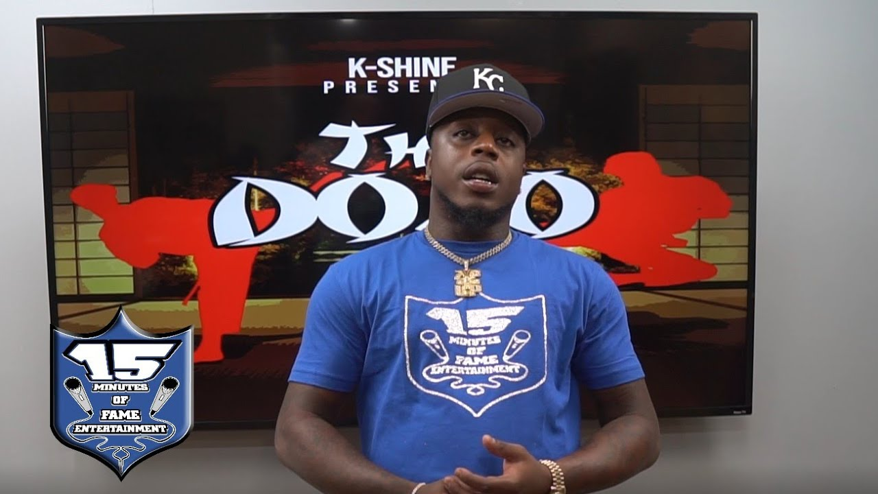 K SHINE ADDRESSES NWX MEMBER STAXX HAVING A GHOST WRITER AND WHY IS HE STILL PART OF NWX