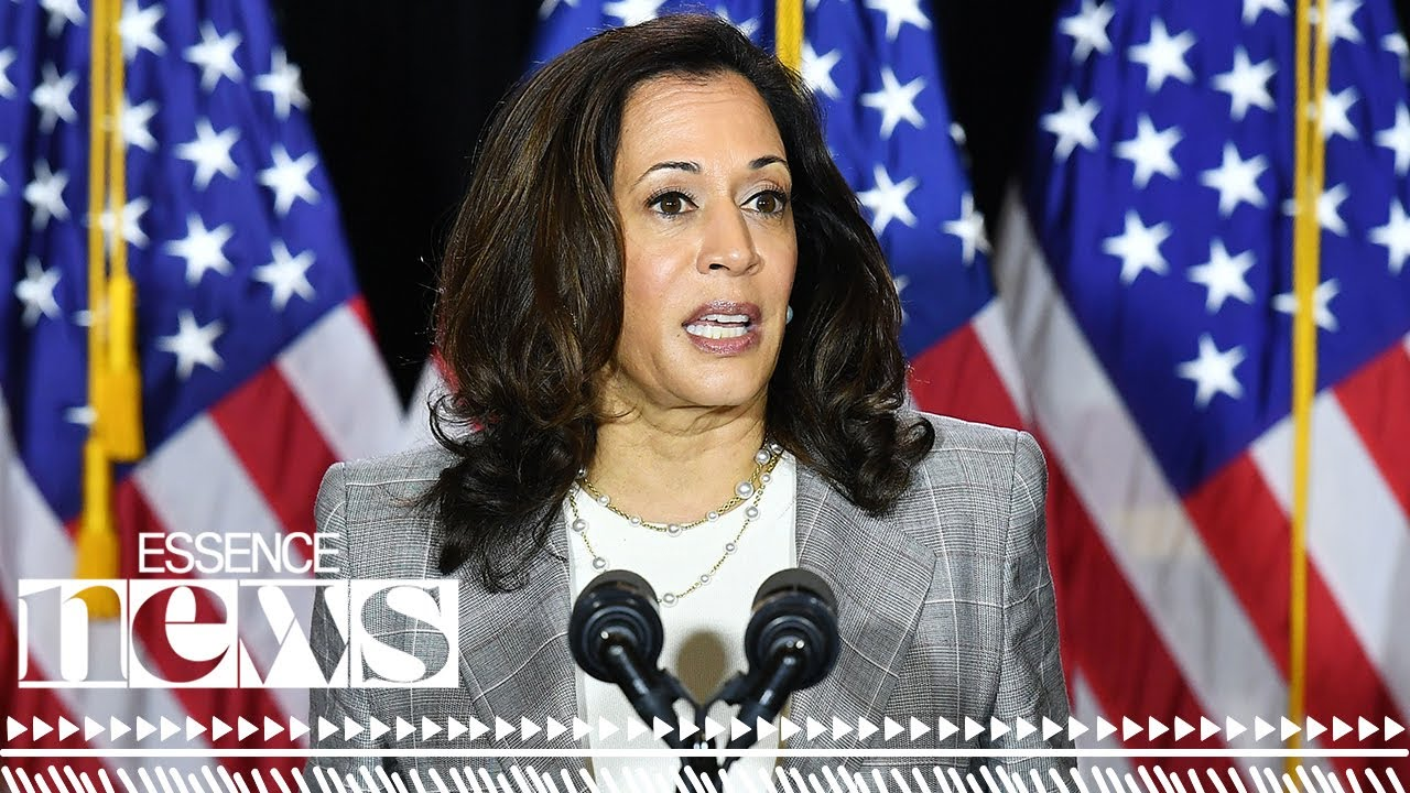 Kamala Harris on Change and Possibly Becoming the Vice President | ESSENCE News