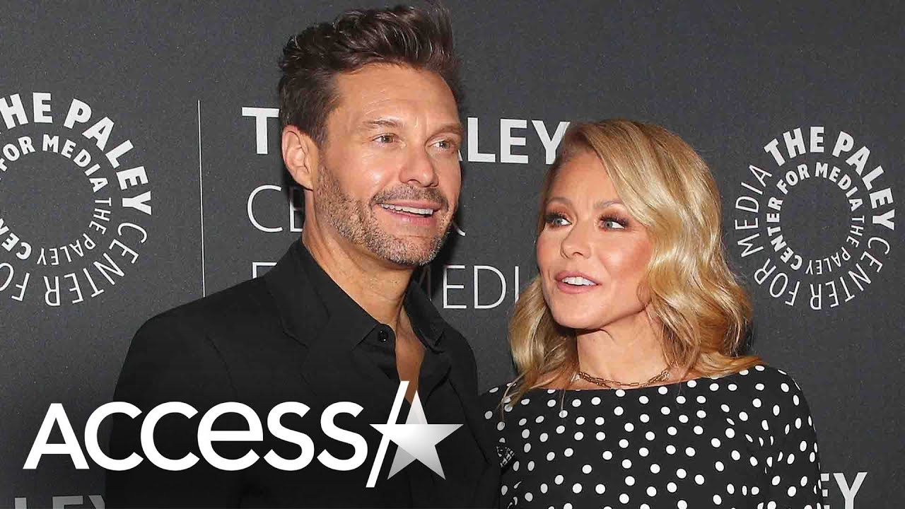 Kelly Ripa Trolls Ryan Seacrest For Buying Matching Sweater To Lola