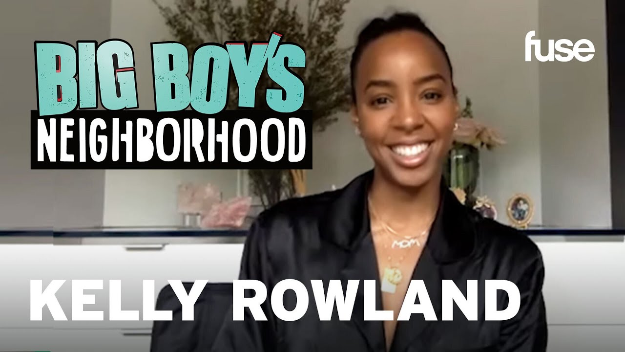 Kelly Rowland Shares How She's Making The Most Of Her Time During Quarantine | Big Boy x Fuse