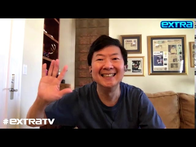 Ken Jeong on 'Masked Singer' Season 4, Plus: His New Show 'I Can See Your Voice'