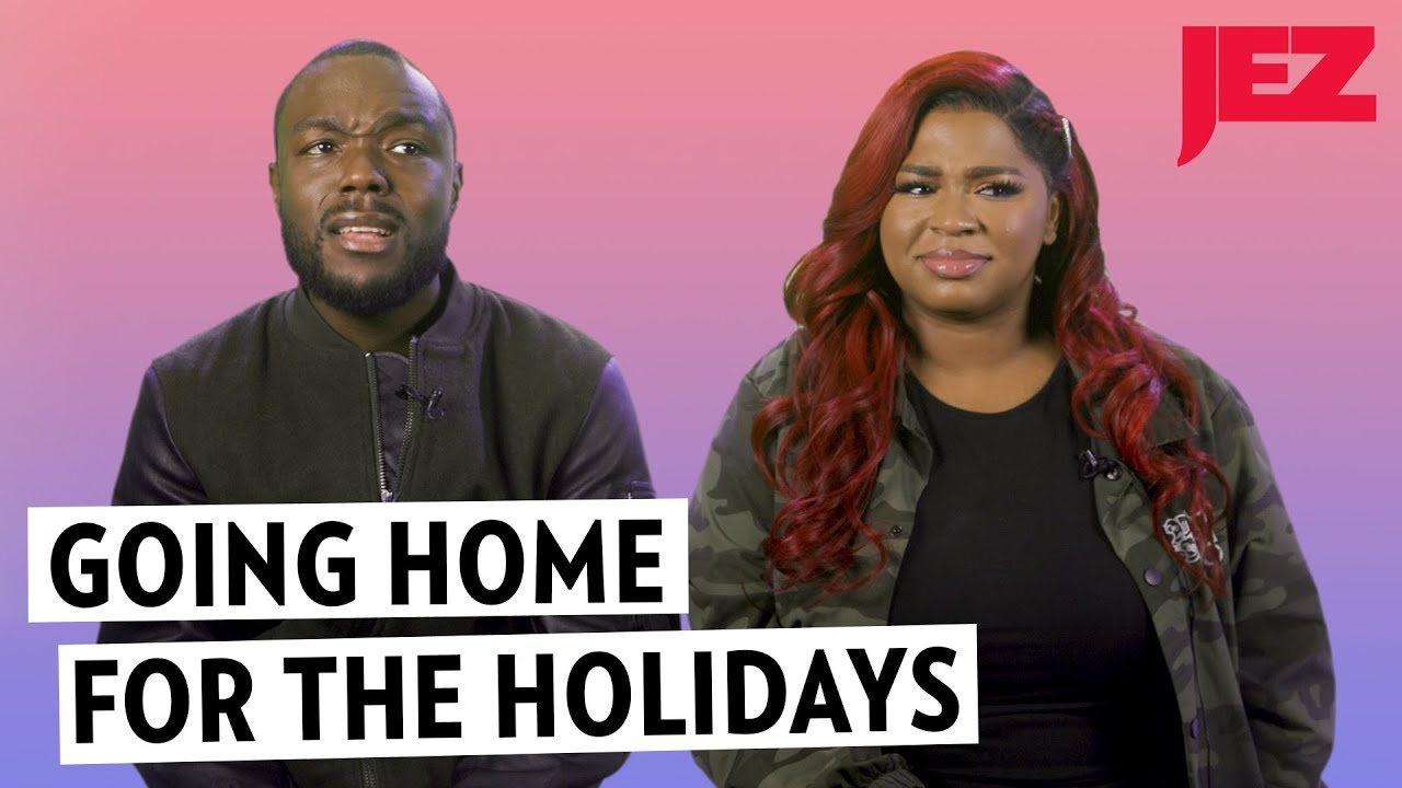 Kid Fury and Crissle Explain How to Lovingly Critique Family Members on Thanksgiving