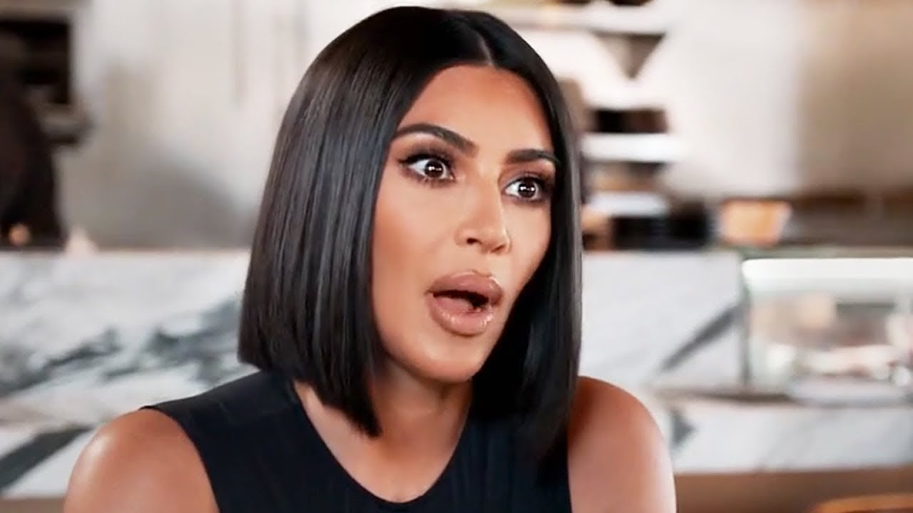 Kim Kardashian React To SKIMS Maternity Shapewear Drama