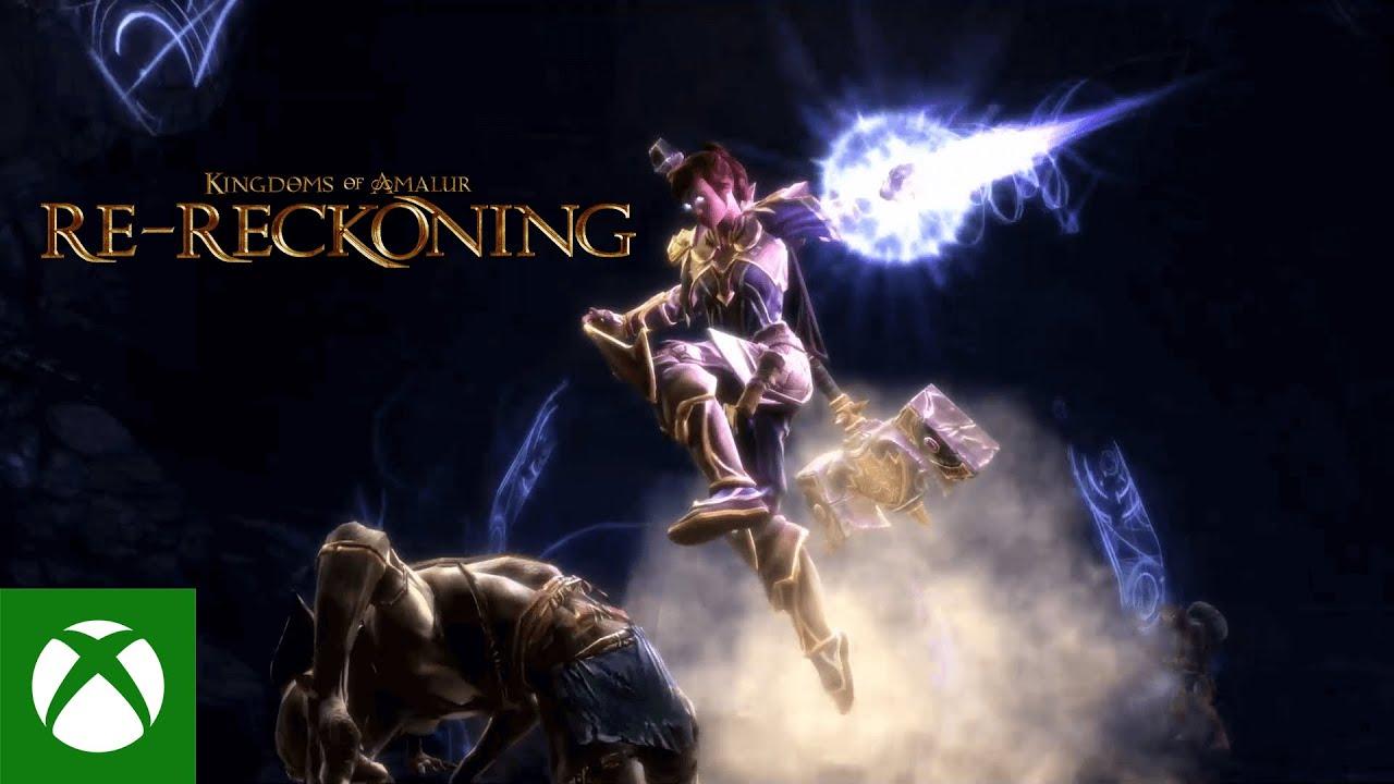 Kingdoms of Amalur: Re-Reckoning – Choose Your Destiny: Sorcery