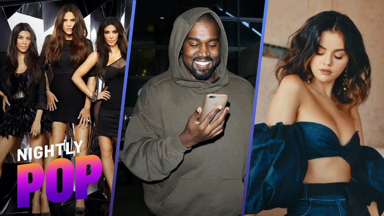 """KUWTK"" Melts Down, Kanye's Texting Injury & Selena Who? – ""Nightly Pop"" 09/09/20 