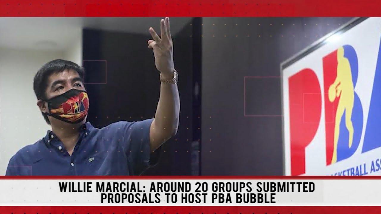 Latest on PBA Bubble