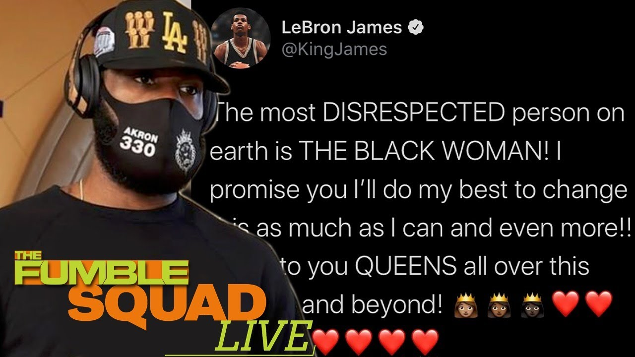 Lebron James & NBA Stars React To Supreme Court Decision In Breonna Taylor Murder Case