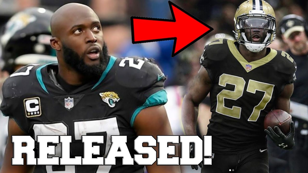 LEONARD FOURNETTE RELEASED BY THE JACKSONVILLE JAGUARS! WHERE WILL HE SIGN IN NFL FREE AGENCY?