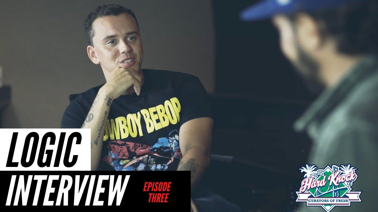 Logic Talks DadBod, Hip Hop Growing Older, Andre 3000, Jay-Z, Chance, 5 Hooks, Critics, GP4, Lyrics