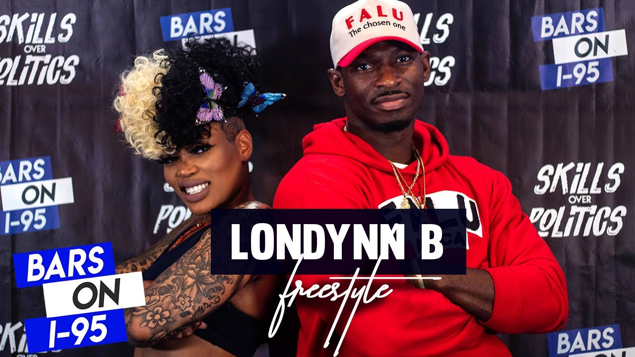Londynn B Bars On I-95 Freestyle
