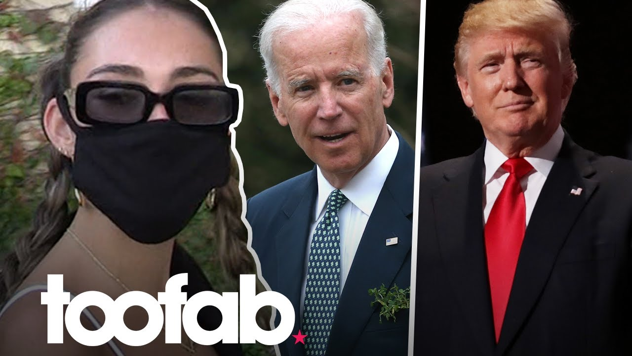 Madison Beer On Who She's Voting For — And Why | toofab