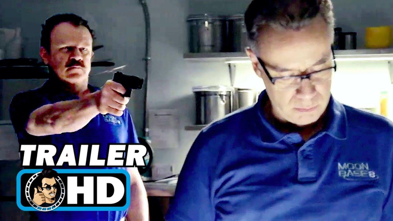 MOONBASE 8 Trailer (2020) John C. Reilly, Fred Armisen Sci-Fi Comedy