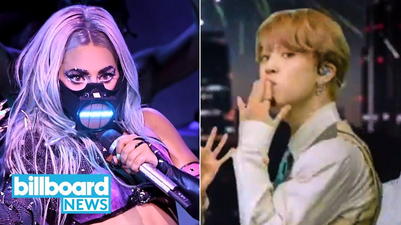 MTV VMAs 2020: Lady Gaga and BTS Win Big, Show Dedicated to Chadwick Boseman | Billboard News