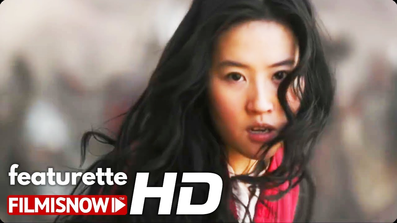 MULAN Featurette with Niki Caro (2020) Liu Yifei Live-Action Disney+