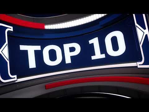 NBA Top 10 Plays Of The Night | September 8, 2020