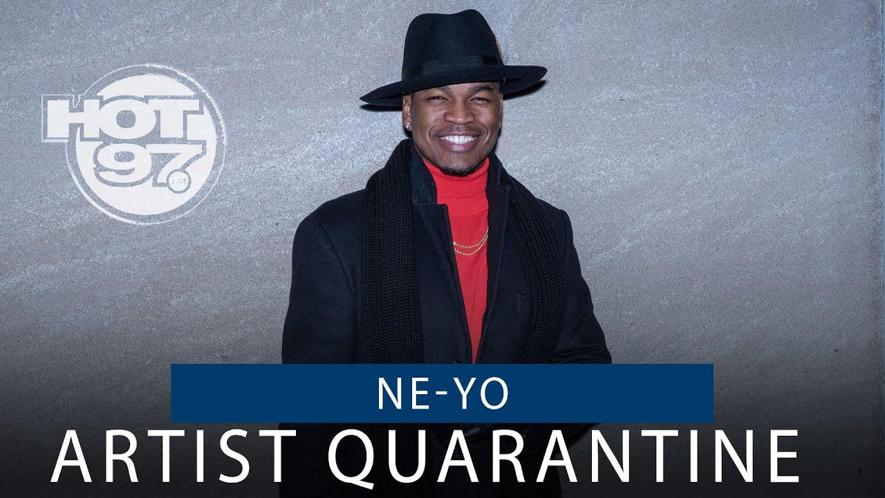 Ne-Yo On How Quarantine Saved His Marriage, Challenging New Artists To Verzuz + New Album