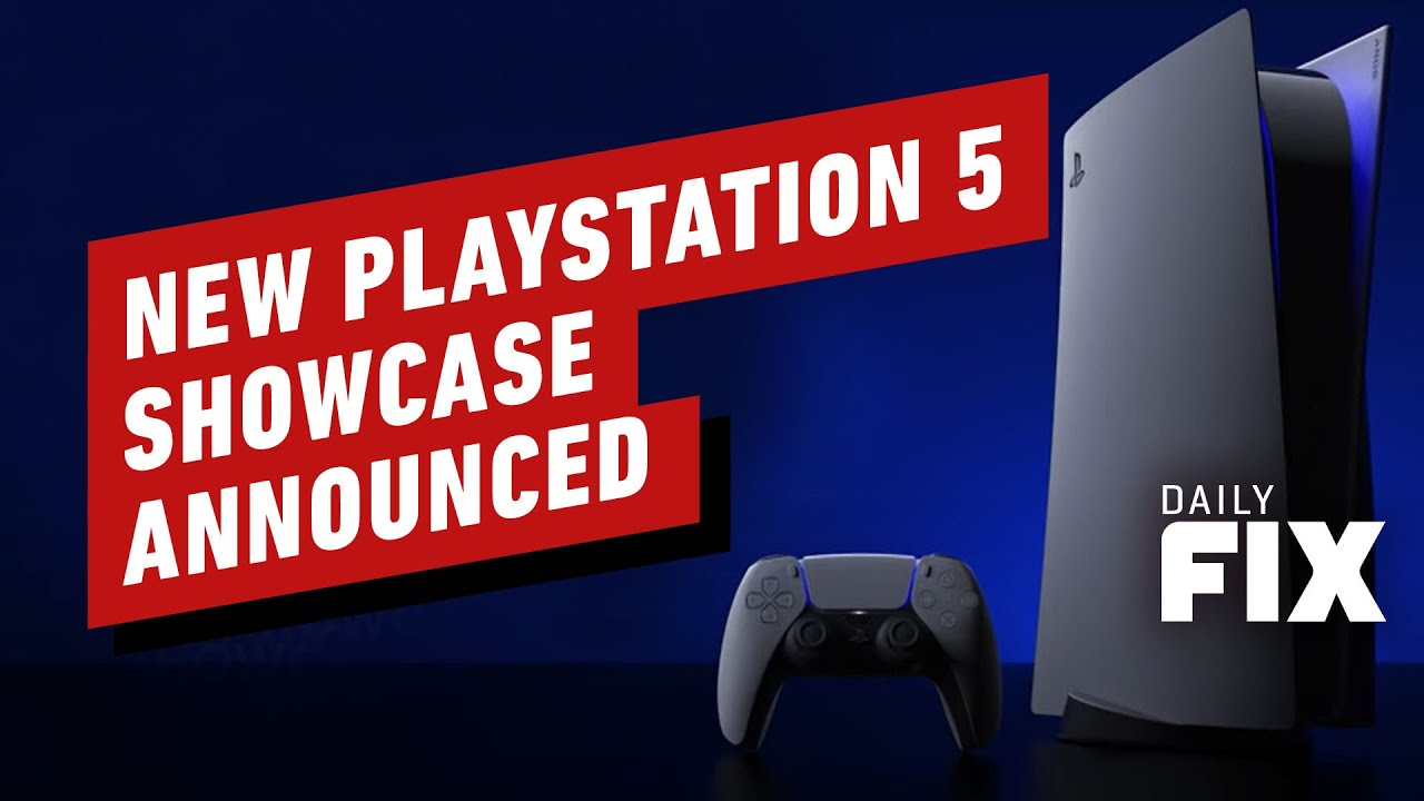 New Playstation 5 Showcase Announcement – IGN Daily Fix