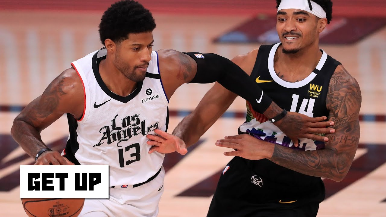 Nuggets vs. Clippers Game 3 analysis: Kawhi's incredible defense & Paul George stepping up | Get Up