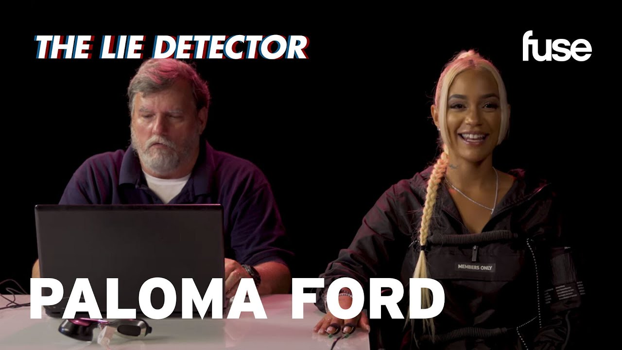 Paloma Ford & Her Brother Take A Lie Detector Test: Do Most Musicians Lie? | Fuse