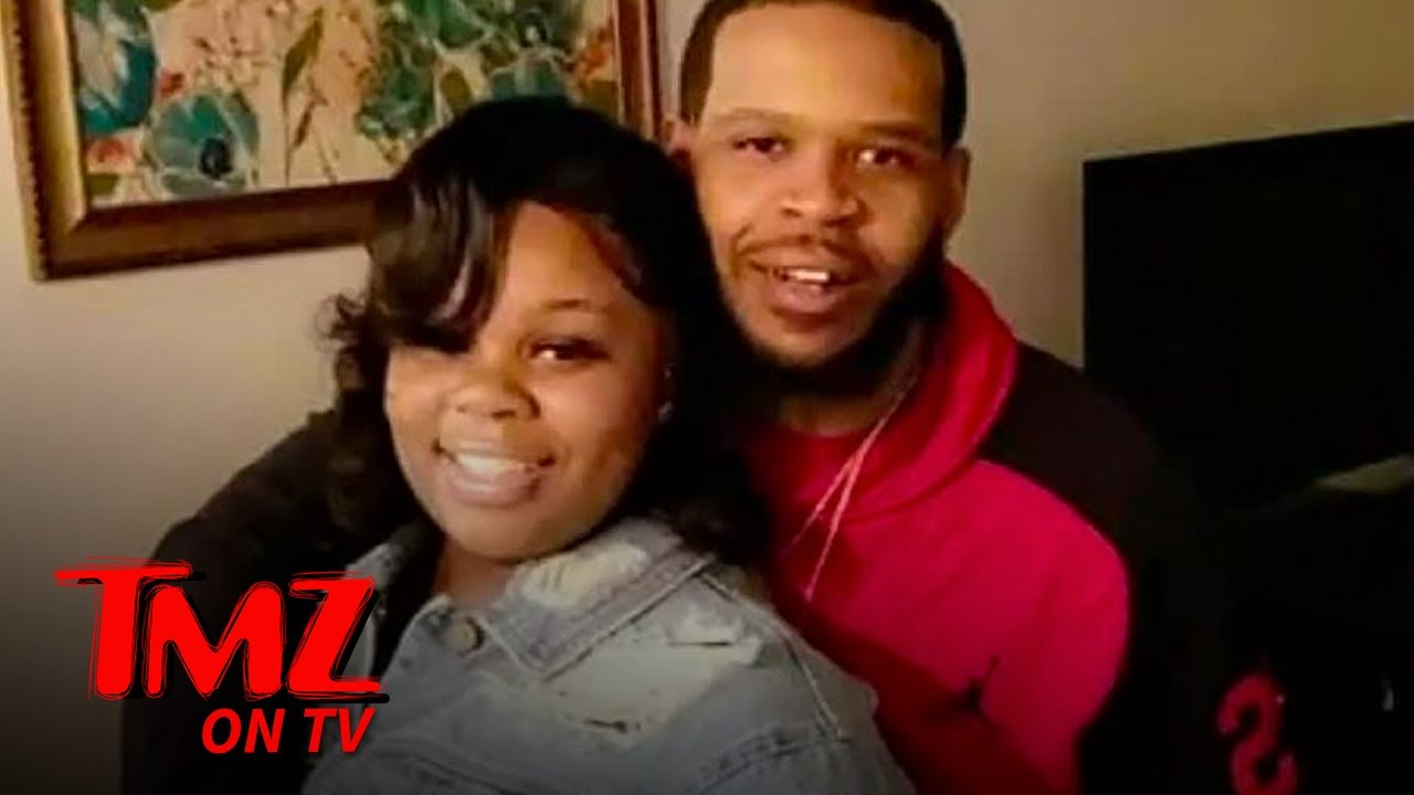 Prosecutors Try to Smear Breonna Taylor in Plea Bargain with Ex Boyfriend | TMZ TV