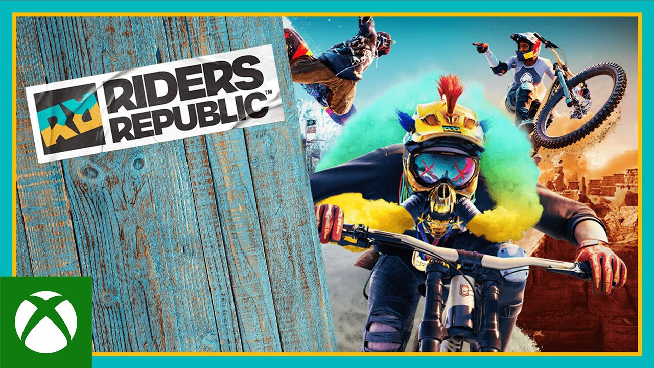 Riders Republic: Cinematic Premiere | Ubisoft Forward 2020 | Ubisoft [NA]