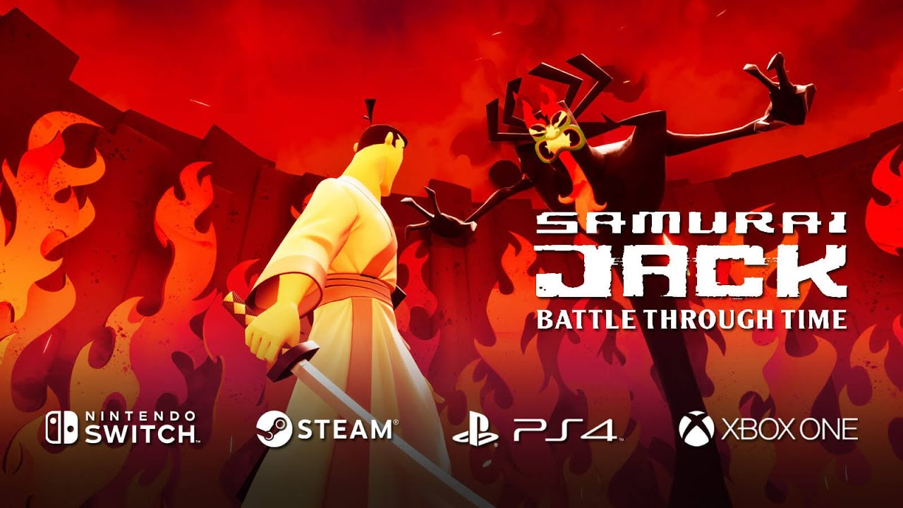 Samurai Jack Gameplay On PC with HipHopGamer | #WeGotGame