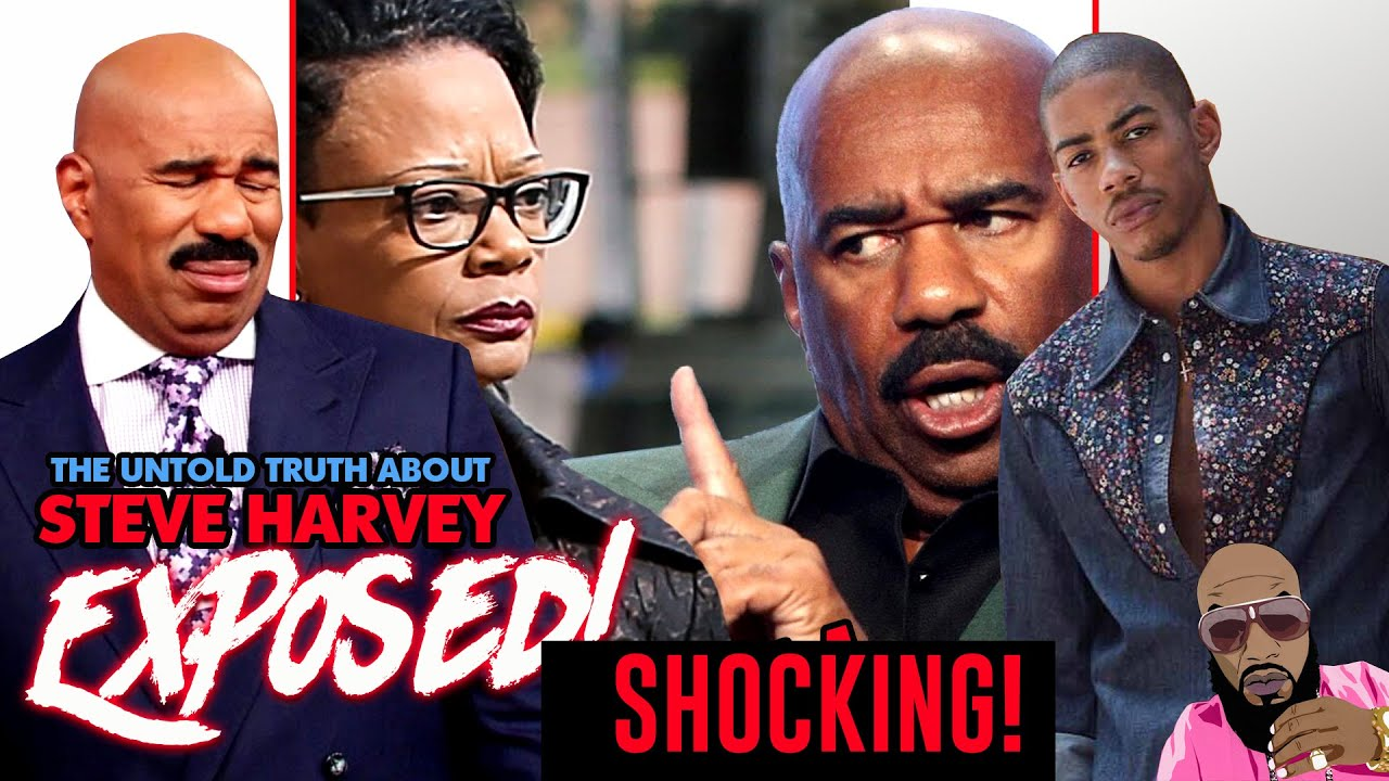Steve Harvey Hit With A Restraining Order From Ex Wife Friend…Here's Why!