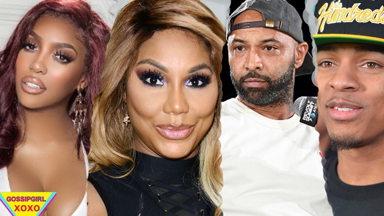 Tamar Braxton speaks out David PAWED me 1st, Joe Budden Exposed 4 animals, Bow Wow EXPOSed, Porsha