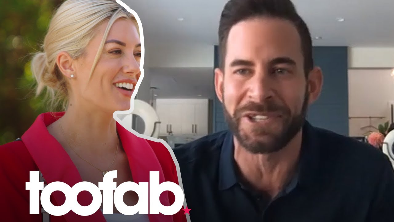 Tarek El Moussa Talks Joining Heather Rae Young on 'Selling Sunset' | toofab